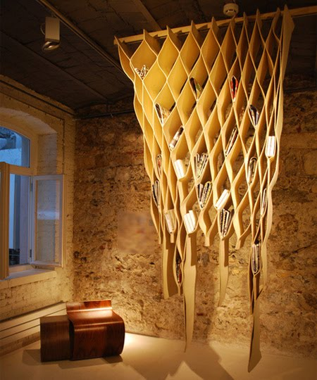 15 Cool and Unusual Bookshelves06